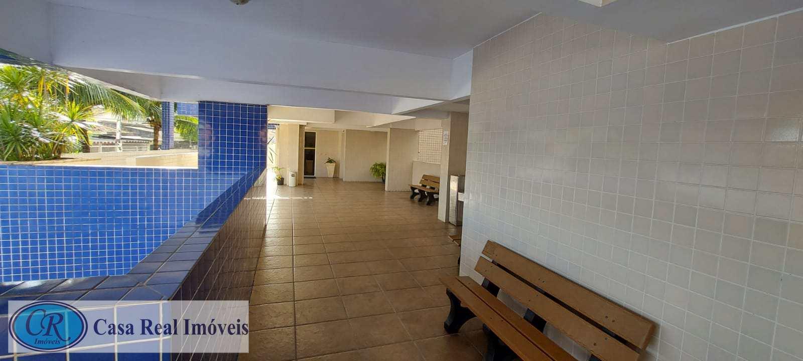 Apartamento com 1 dorm, Aviação, Praia Grande - R$ 150 mil, Cod: 771