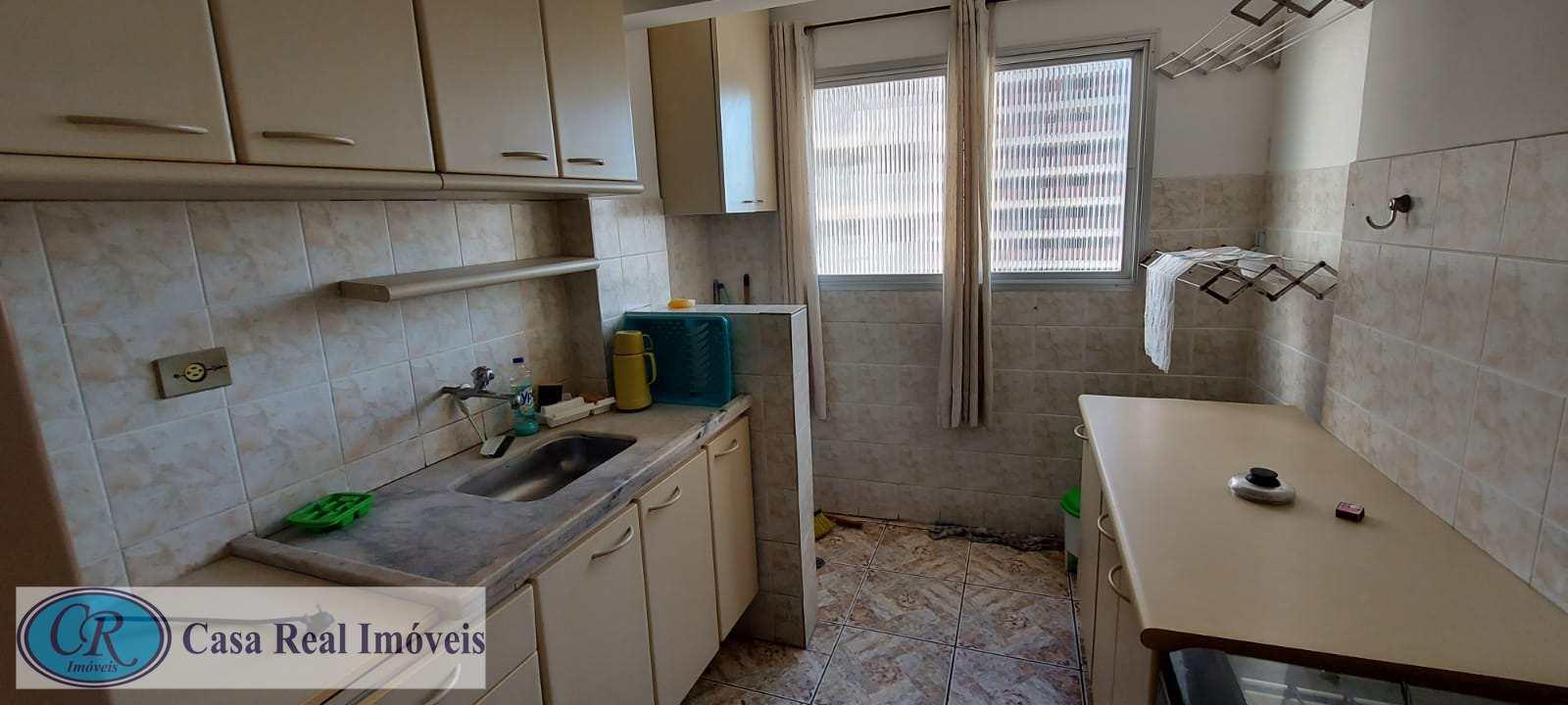 Apartamento com 1 dorm, Aviação, Praia Grande - R$ 168 mil, Cod: 779