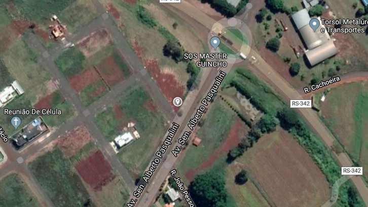 Terreno, Bairro Planalto, Três de Maio, Cod: 200