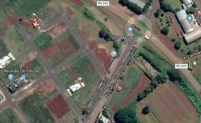 Terreno, Bairro Planalto, Três de Maio - R$ 306 mil, Cod: 201