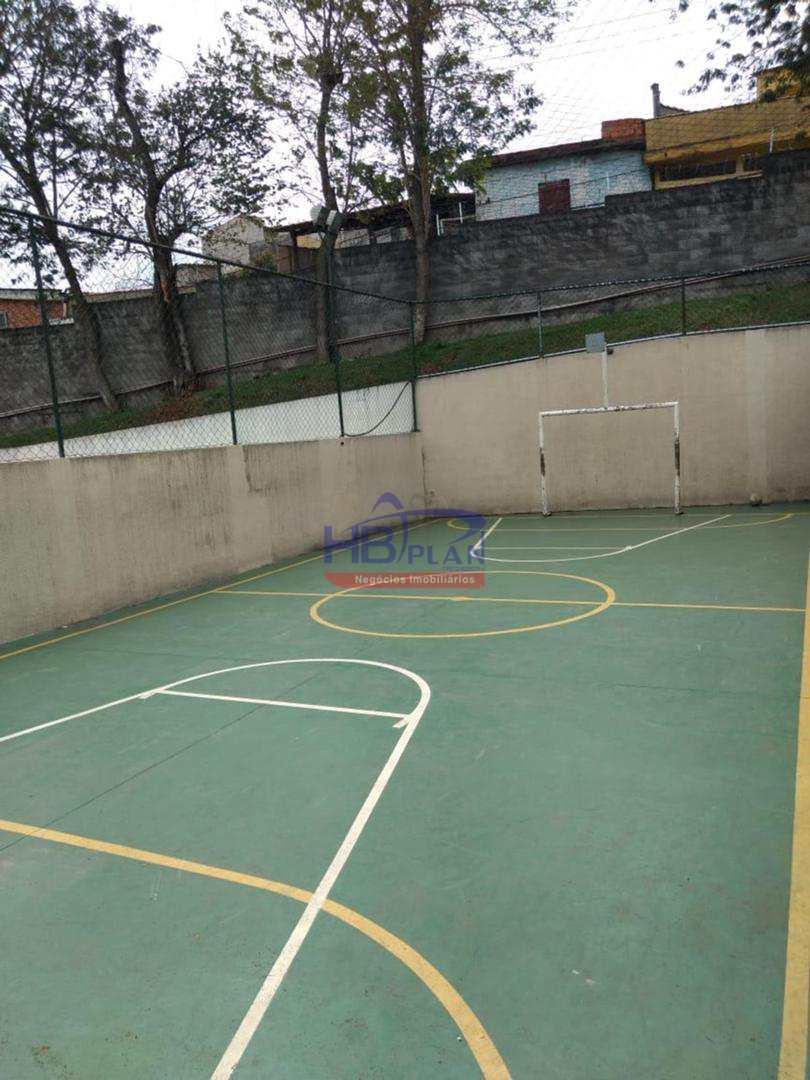 Apartamento com 2 dorms, Parque Roseira, Carapicuíba - R$ 200.000,00, 54m² - Codigo: 219