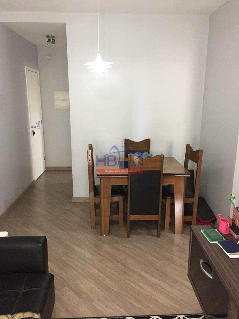 Apartamento com 2 dorms, Jardim Tupanci, Barueri - R$ 280 mil, Cod: 233