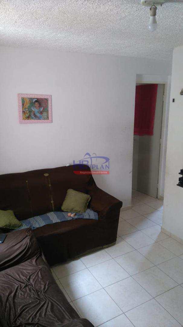 Apartamento com 2 dorms, Chácara Roselândia, Cotia - R$ 120 mil, Cod: 237