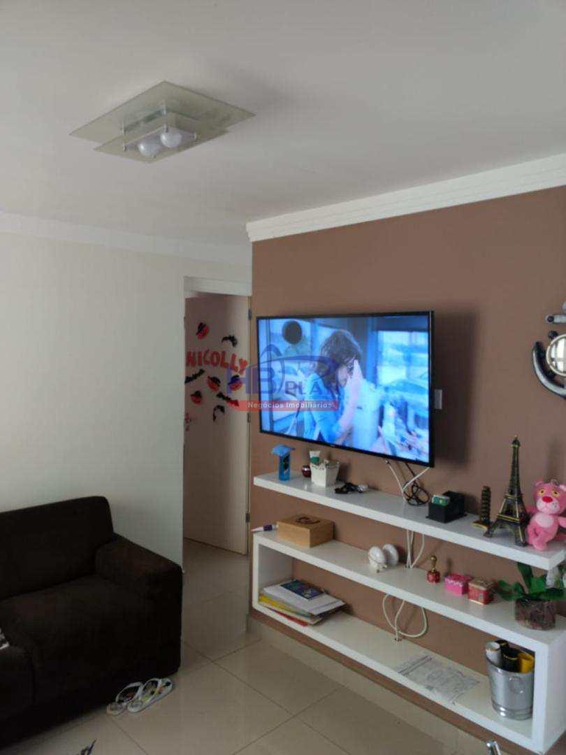Apartamento com 2 dorms, Chácara Roselândia, Cotia - R$ 150 mil, Cod: 239