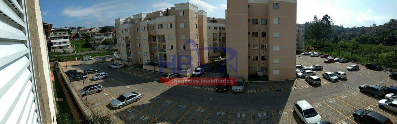 Apartamento com 2 dorms, Chácara Roselândia, Cotia - R$ 145 mil, Cod: 241