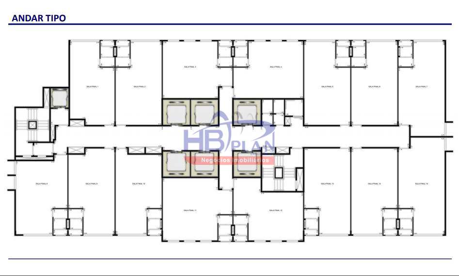 Sala, Bethaville I, Barueri - R$ 215 mil, Cod: 265