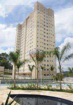 Apartamento com 2 dorms, Vila Iracema, Barueri - R$ 230 mil, Cod: 270