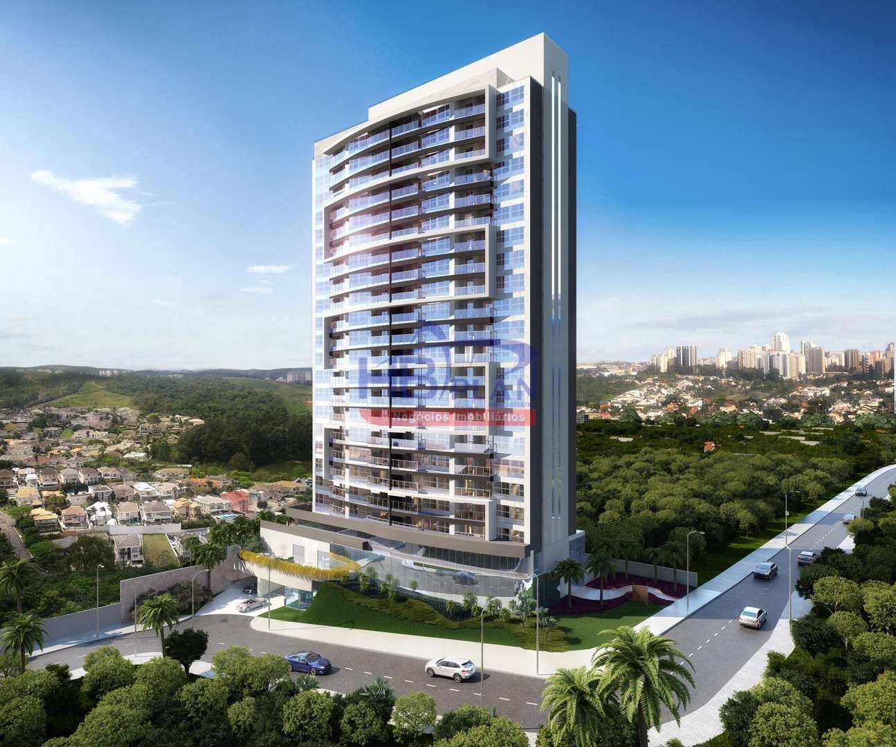Apartamento com 2 dorms, Melville Empresarial  I e  II, Barueri - R$ 520 mil, Cod: 343