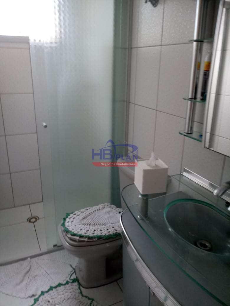 Apartamento com 2 dorms, Santa Terezinha, São Bernardo do Campo - R$ 210 mil, Cod: 344