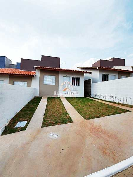 Casa de Condomínio com 2 dorms, SANTO ANTONIO, Capivari, Cod: 40