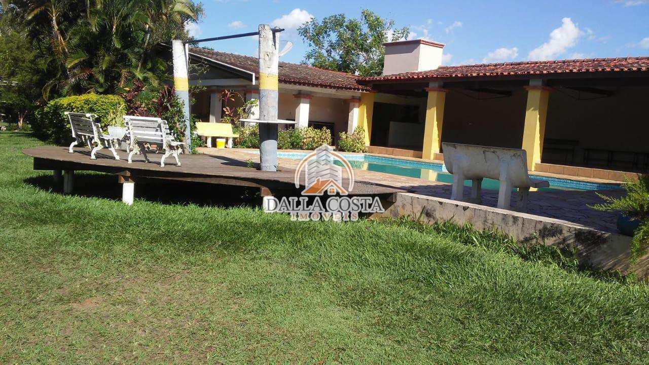 Chácara com 3 dorms, VILA FÁTIMA, Capivari, Cod: 45