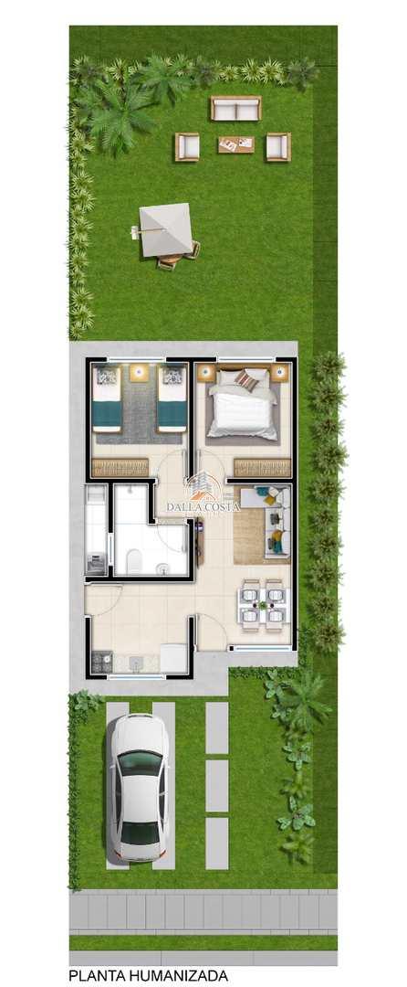 Casa de Condomínio com 2 dorms, Jd. São Pedro, Capivari - R$ 145 mil, Cod: 73