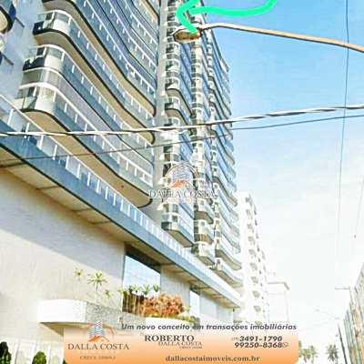 Apartamento com 2 dorms, Ocian, Praia Grande - R$ 450 mil, Cod: 118