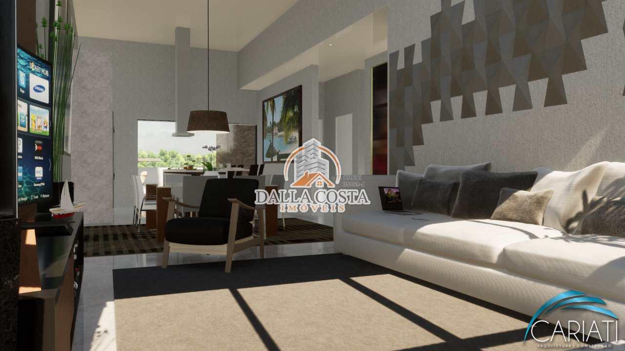 Casa de Condomínio com 3 dorms, Centro, Capivari - R$ 630 mil, Cod: 121