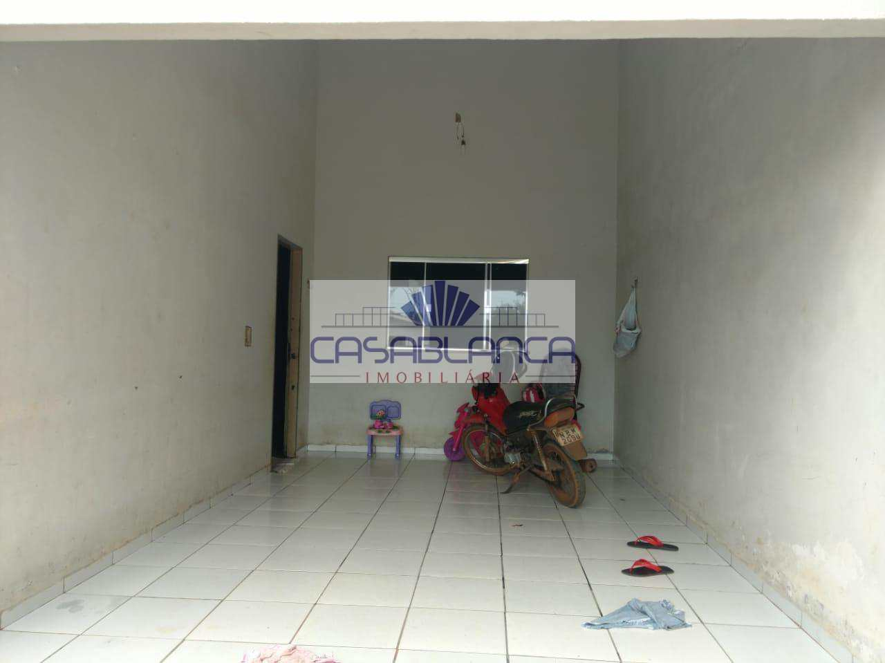 Casa com 3 dorms, Tuiuiu, Primavera do Leste - R$ 200 mil, Cod: 410