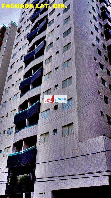 apartamentos 1 e 2 dormitórios suíte, sacada, garagem, 2 elevadores, salão de jogos, gás encanado, financiamento bancário, na Ocian em Praia Grande.