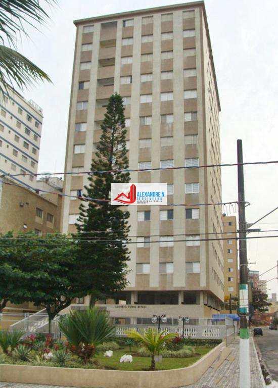 Frente para o mar 1 e 2 dormitórios c/ suíte, sacada, garagem, 2 elevadores, espaço gourmet com churrasqueira, financiamento bancário, Vila Tupi, Praia Grande