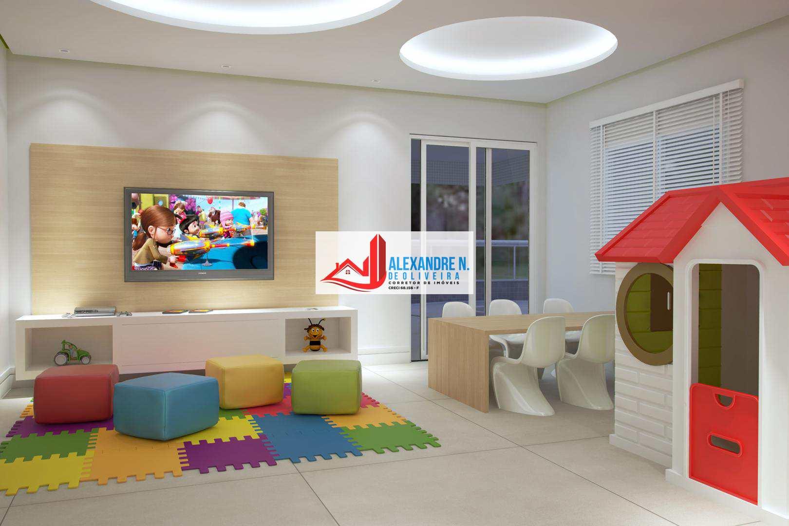 Empreendimento em Praia Grande  Bairro Ocian  - ref.: AP00301