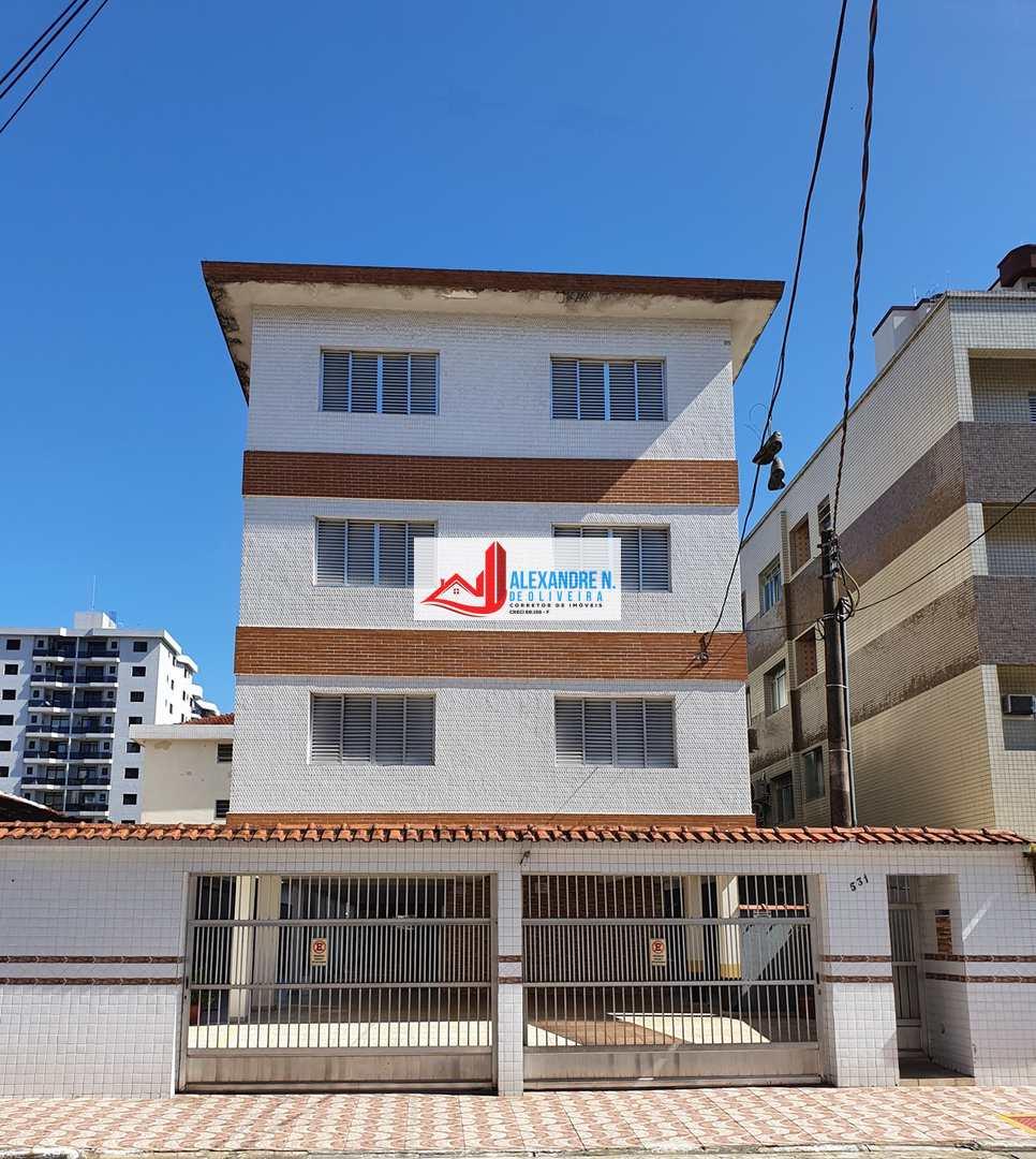 Apartamento de 2 dormitórios, sala, cozinha, banheiro, área de serviço, garagem, reformado, Guilhermina, 180 mil - financiamento bancário pelo Itaú