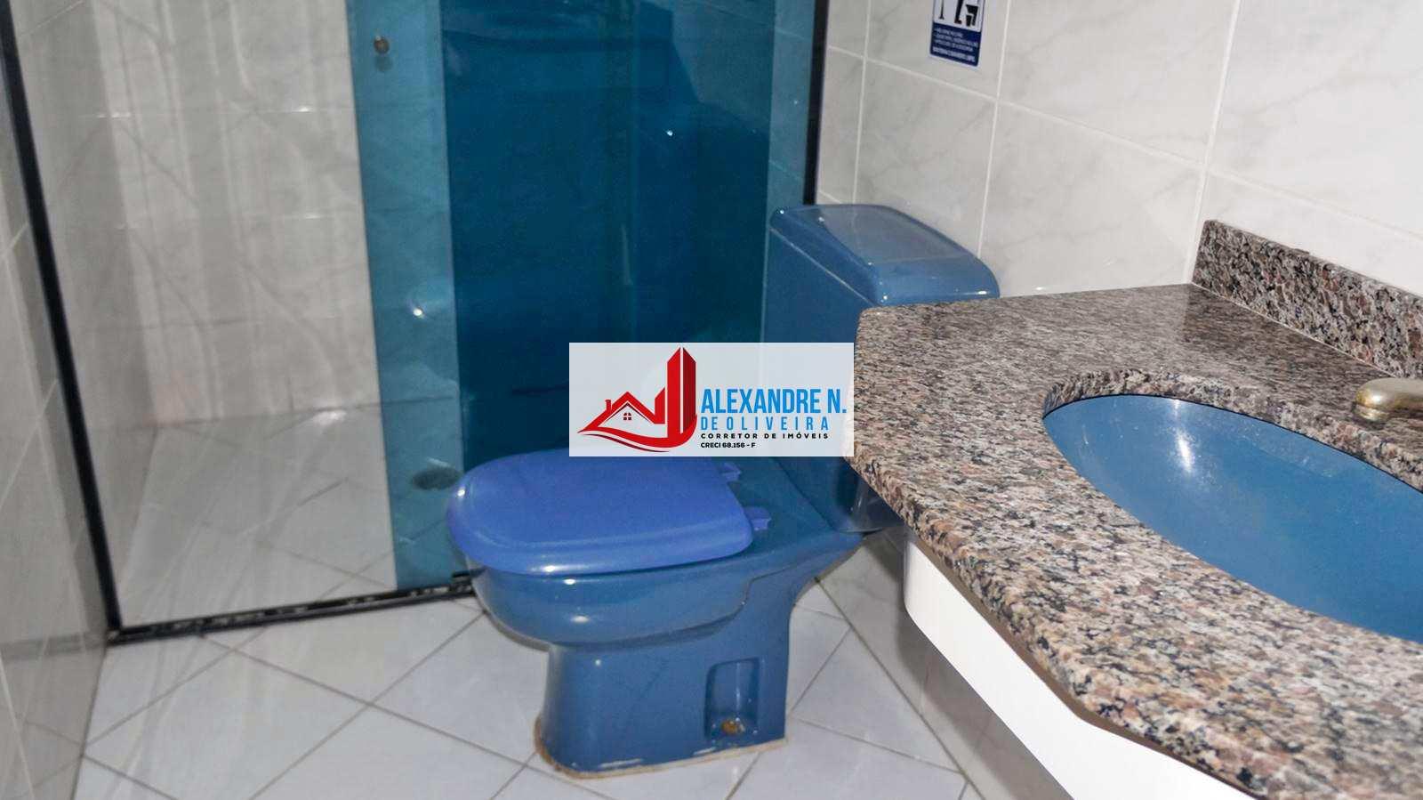 Apto 1 dorm, piscina, Ocian, Praia Grande, R$ 170 mil, AP00380