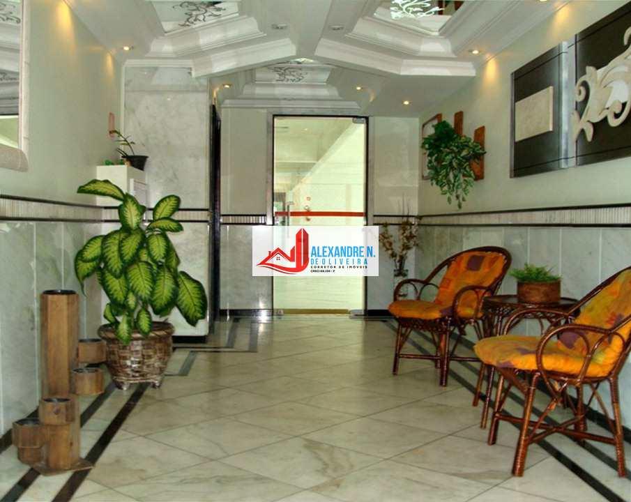 Apto 2 dorms, lazer completo, Praia Grande, R$ 265 mil, AP00057