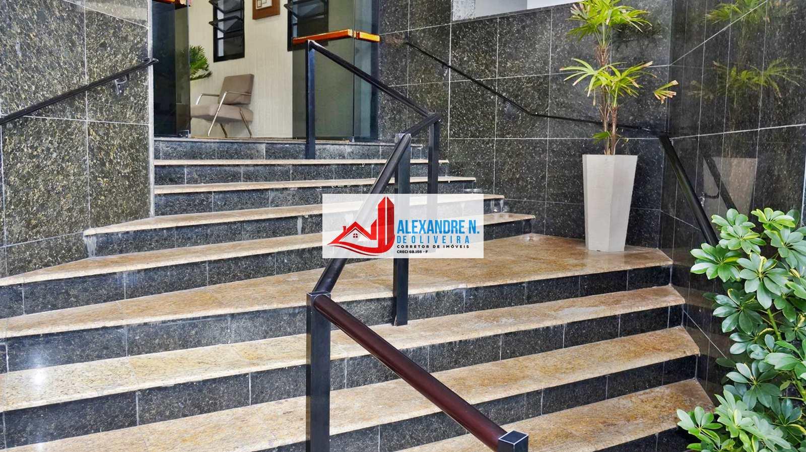 Apto 2 dorms, Ocian, Praia Grande, Entr. R$ 75 mil, AP00450