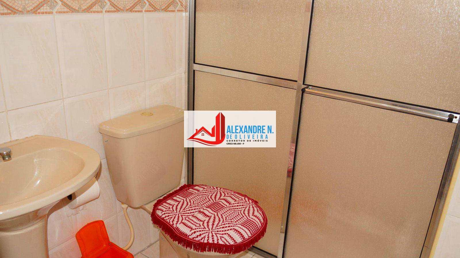 Apartamento 1 dorm, Ocian, Praia Grande - R$ 165 mil, AP00494