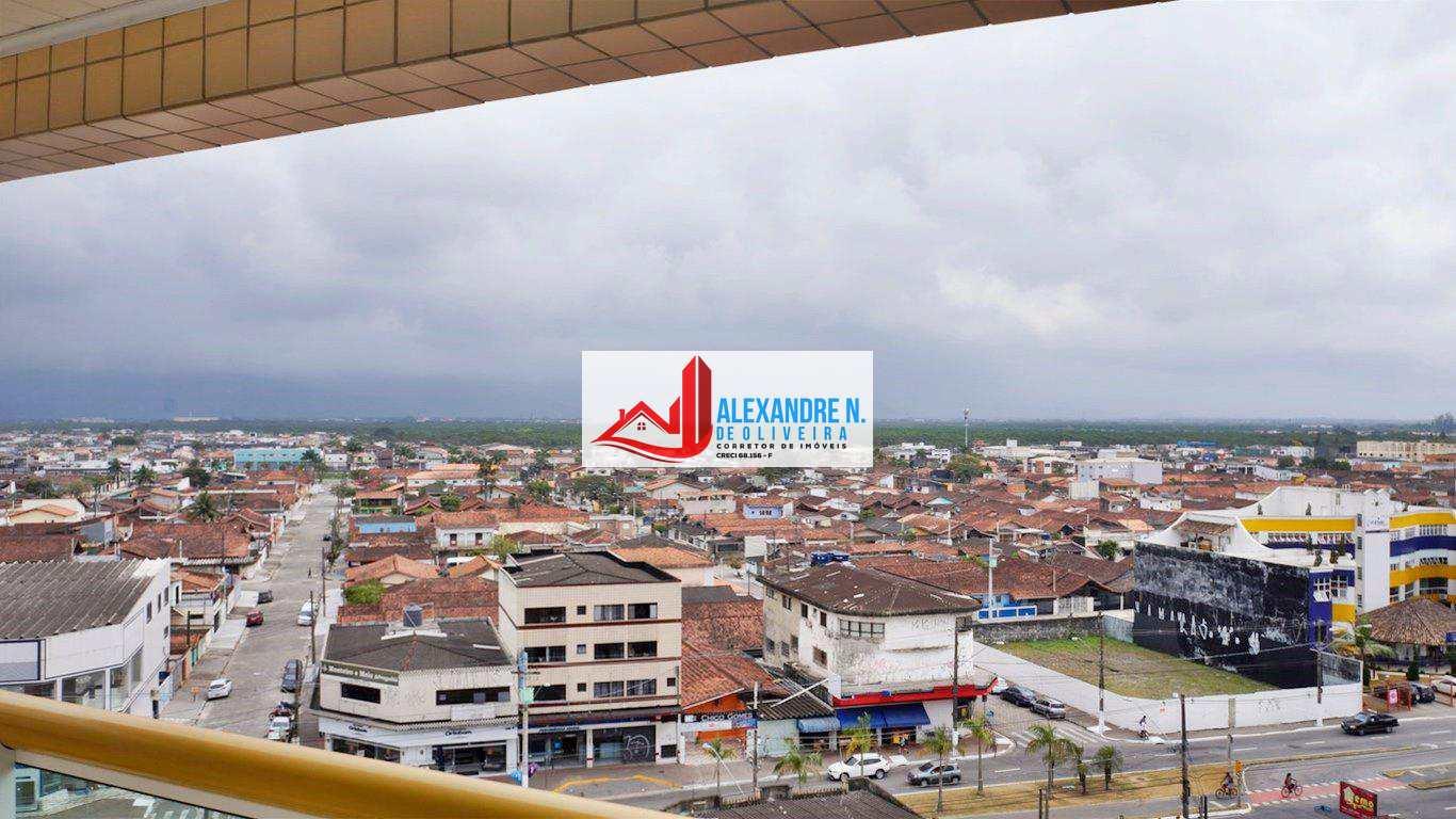 Apto 2 dorms, Tupi, Praia Grande, Entr. R$ 80 mil, AP00231.