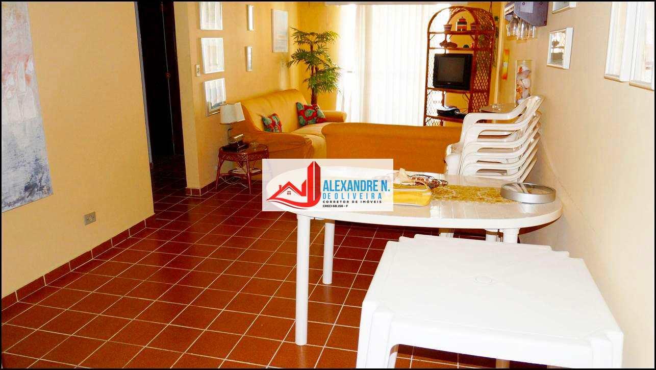 Apartamento 2 dorms, Tupi, Praia Grande - R$ 260 mil, AP00281