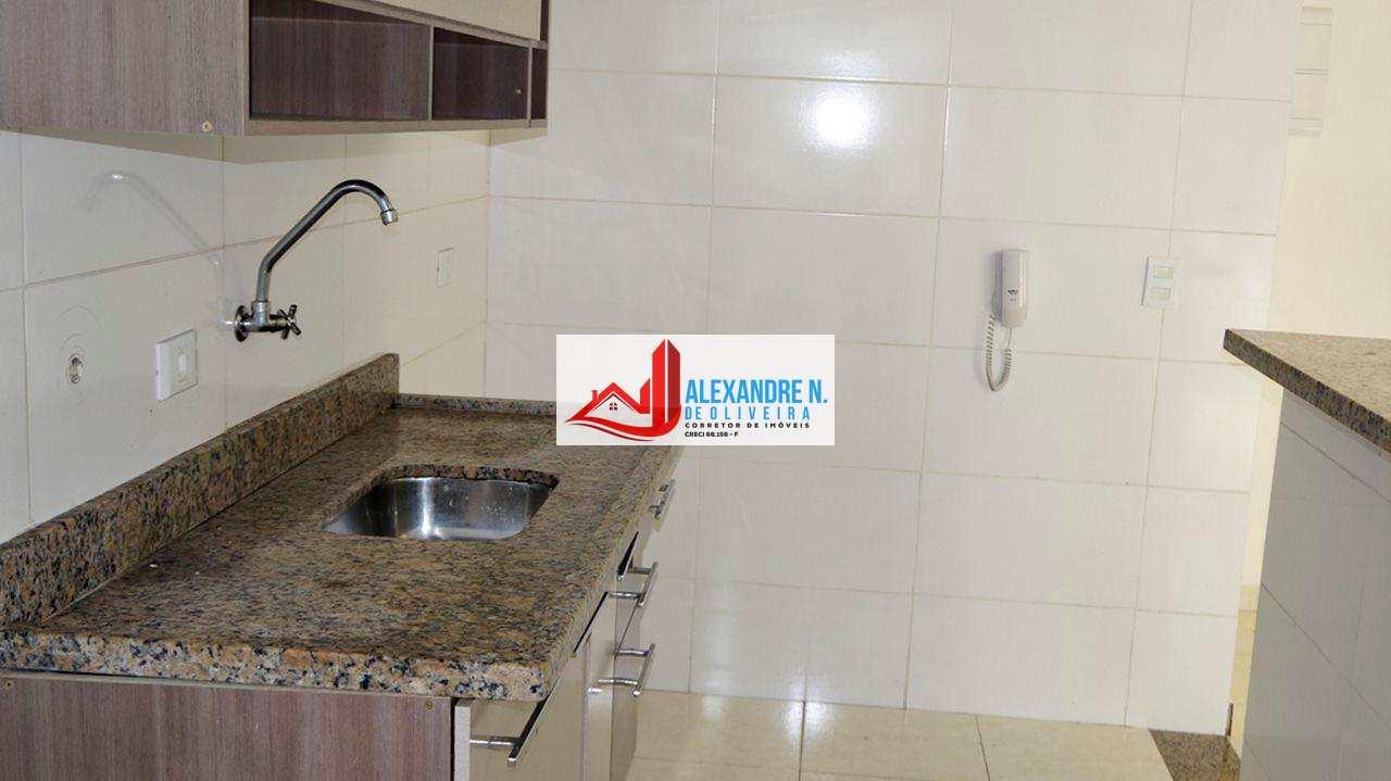 Apartamento 2 dorms, Aviação, Praia Grande, R$ 260 mil, AP00303