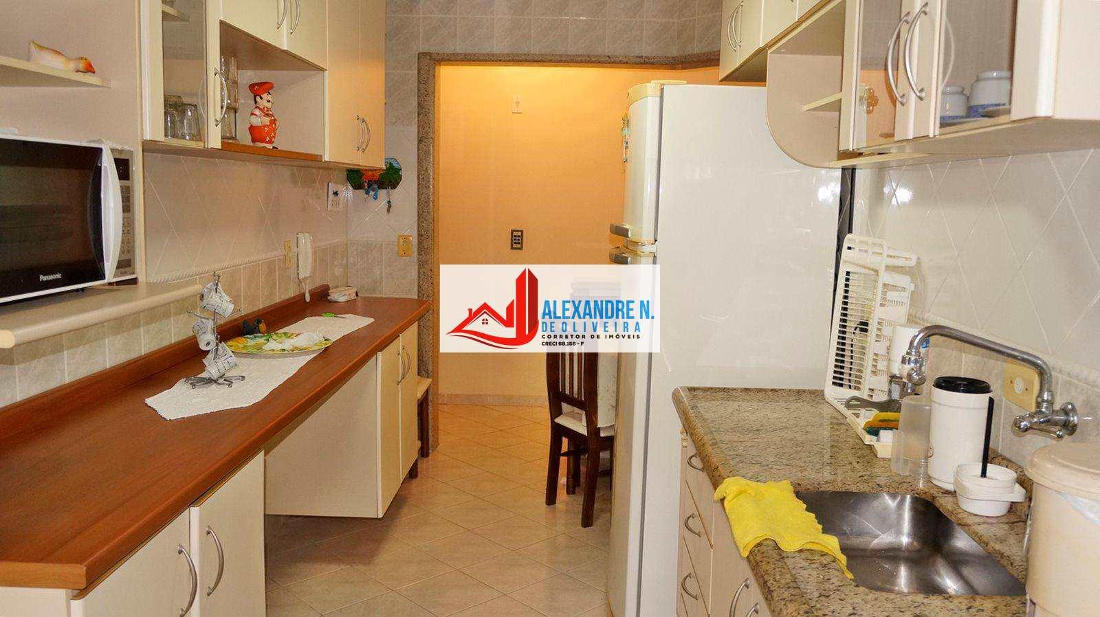 Vista-mar, 2 dorms, Ocian, Praia Grande, RS 250 mil, AP00459
