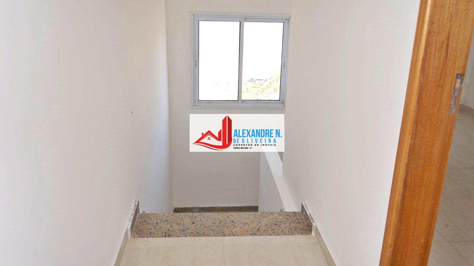 Cobertura 3 dorms, Caiçara, Praia Grande - R$ 910 mil, COB0001