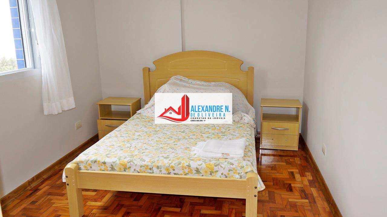 Frente mar, 3 dorms, Ocian, Praia Grande, R$ 340 mil, AP00511.