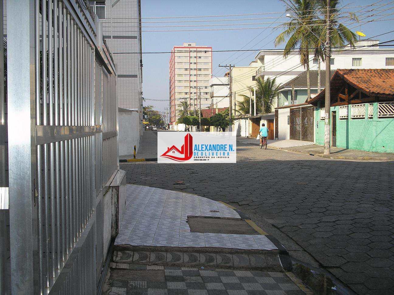Kitão com garagem, Aviação, Praia Grande - R$ 100 mil, KT00019
