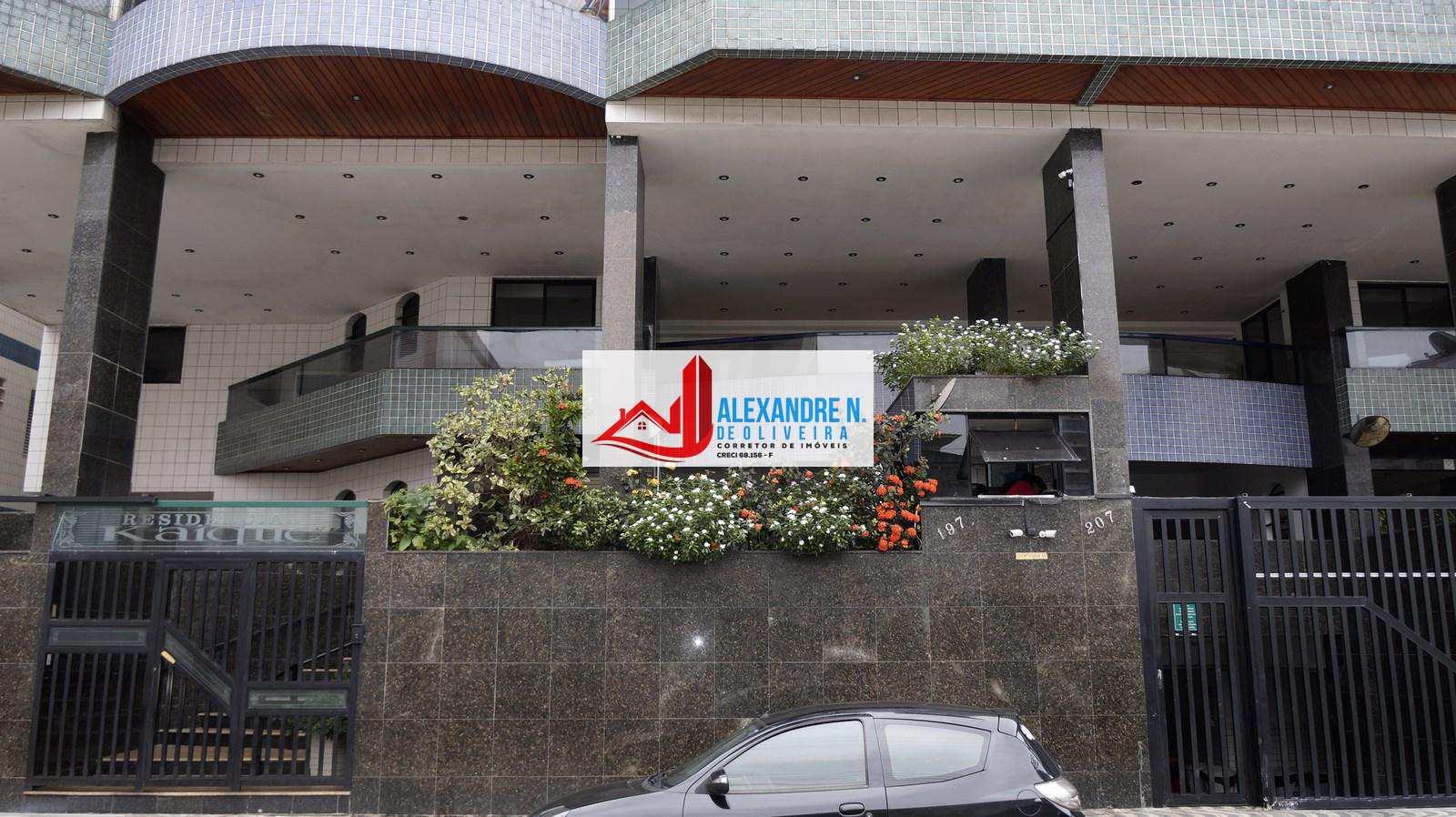 Apto 1 dorm, garagem, elevadores, Ocian, R$ 150 mil, AP00514.