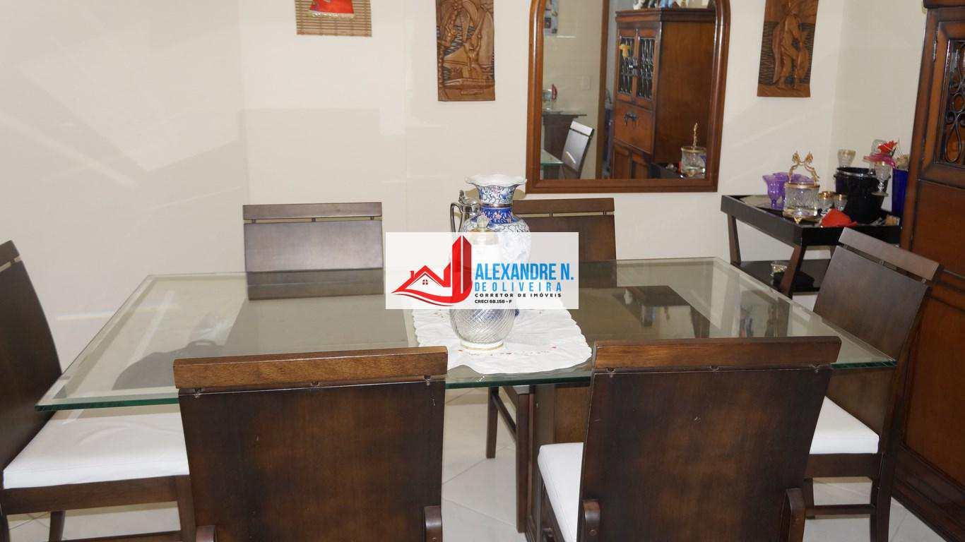 Apartamento com 3 dorms, Tupi, Praia Grande - R$ 450 mil, Cod: AP00367
