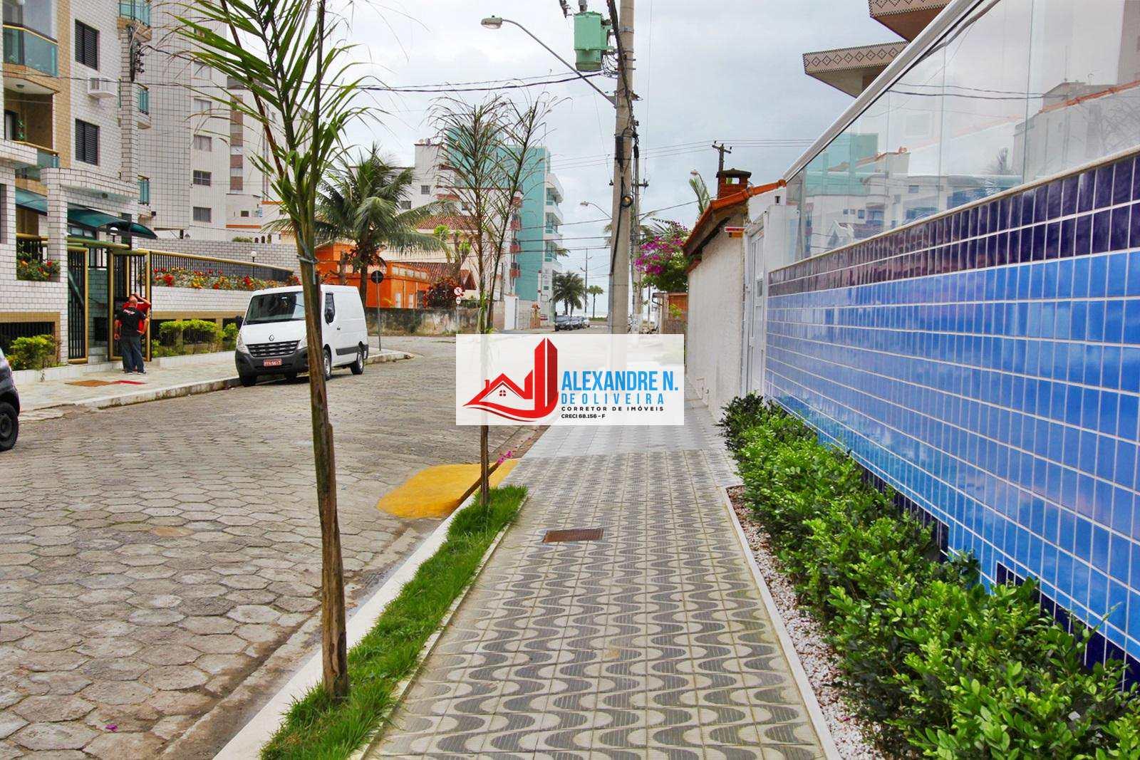 Apartamento 2 dorms, Ocian, Praia Grande, R$ 311 mil, AP00515.