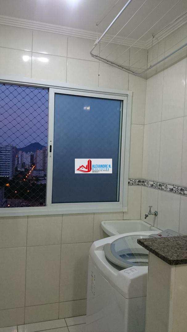 Vista-mar, 2 dorms, Tupi, Praia Grande, R$ 320 mil, AP00519