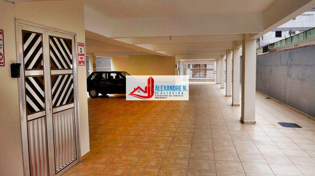 Apto 2 dorms, Guilhermina, Praia Grande, R$ 175 mil, AP00396