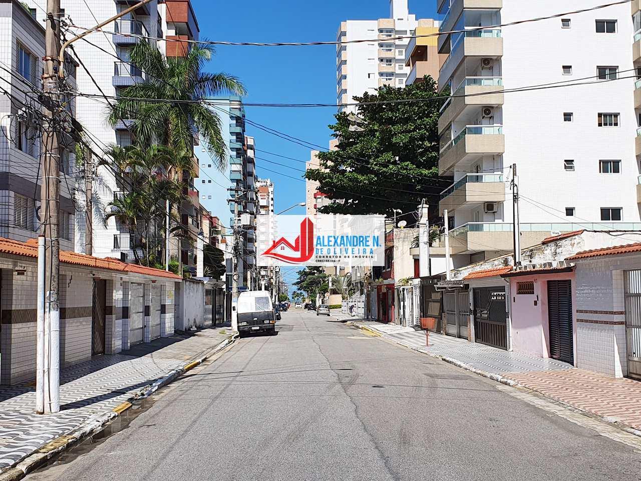 Apto 2 dorms, Guilhermina, Praia Grande, R$ 180 mil, AP00396