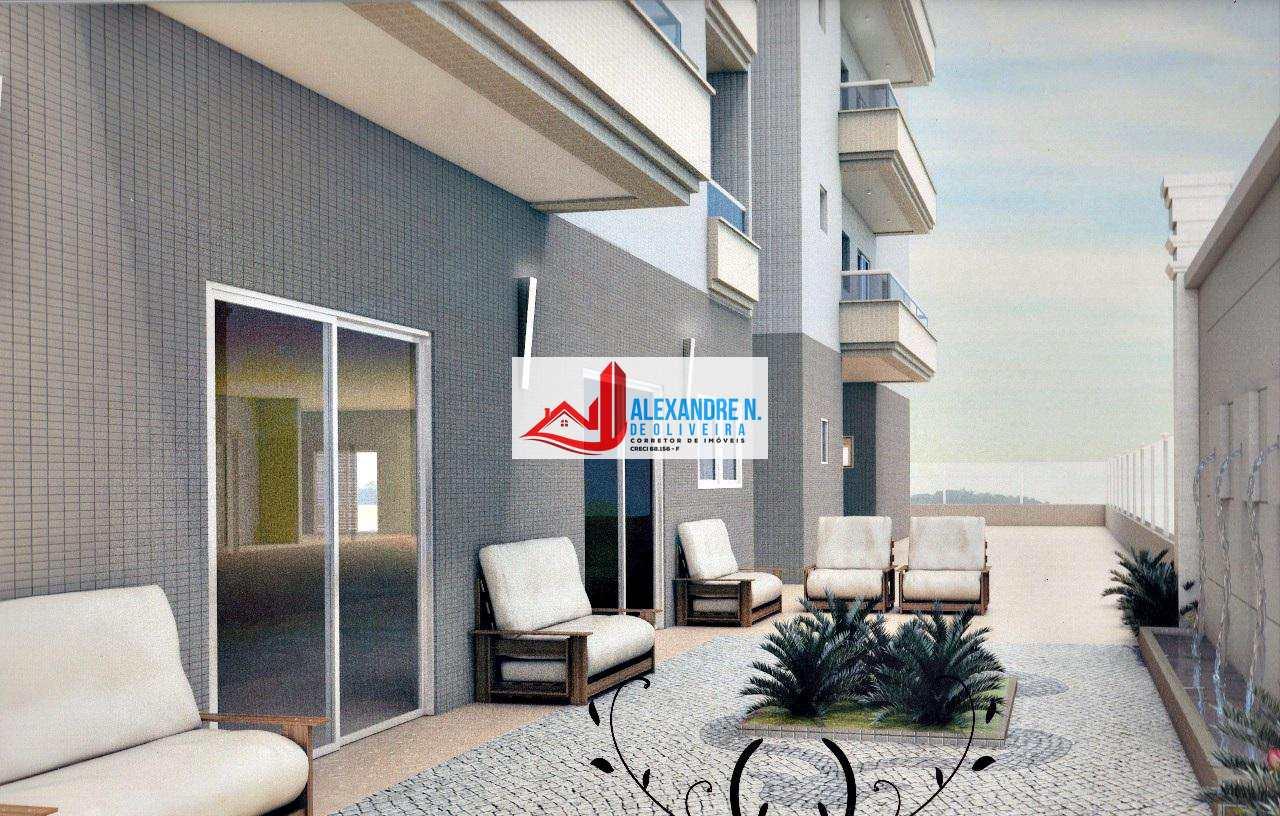 Apto 4 dorms, Canto do Forte, Praia Grande, R$ 987 mil, AP00520