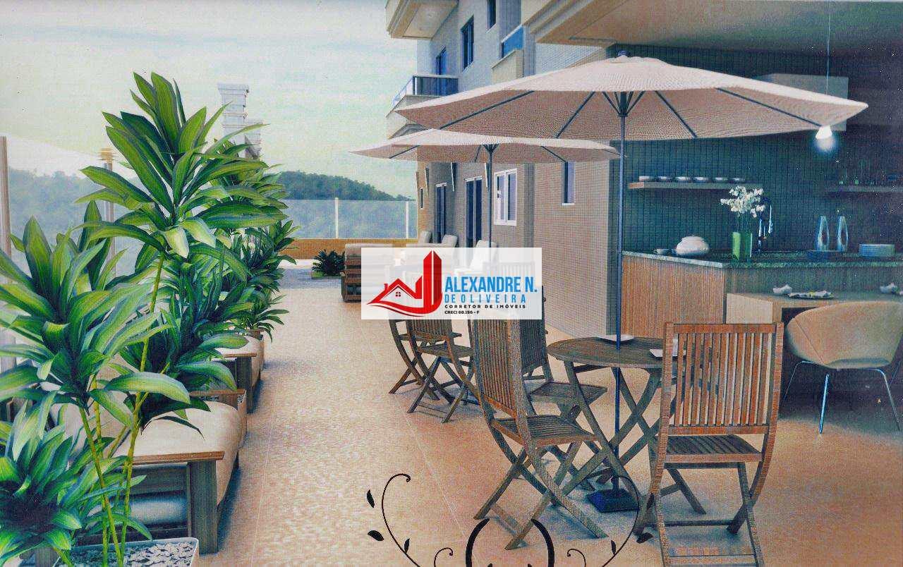 Cobertura 3 dorms, Forte, Praia Grande, R$ 1.620 mil, AP00007