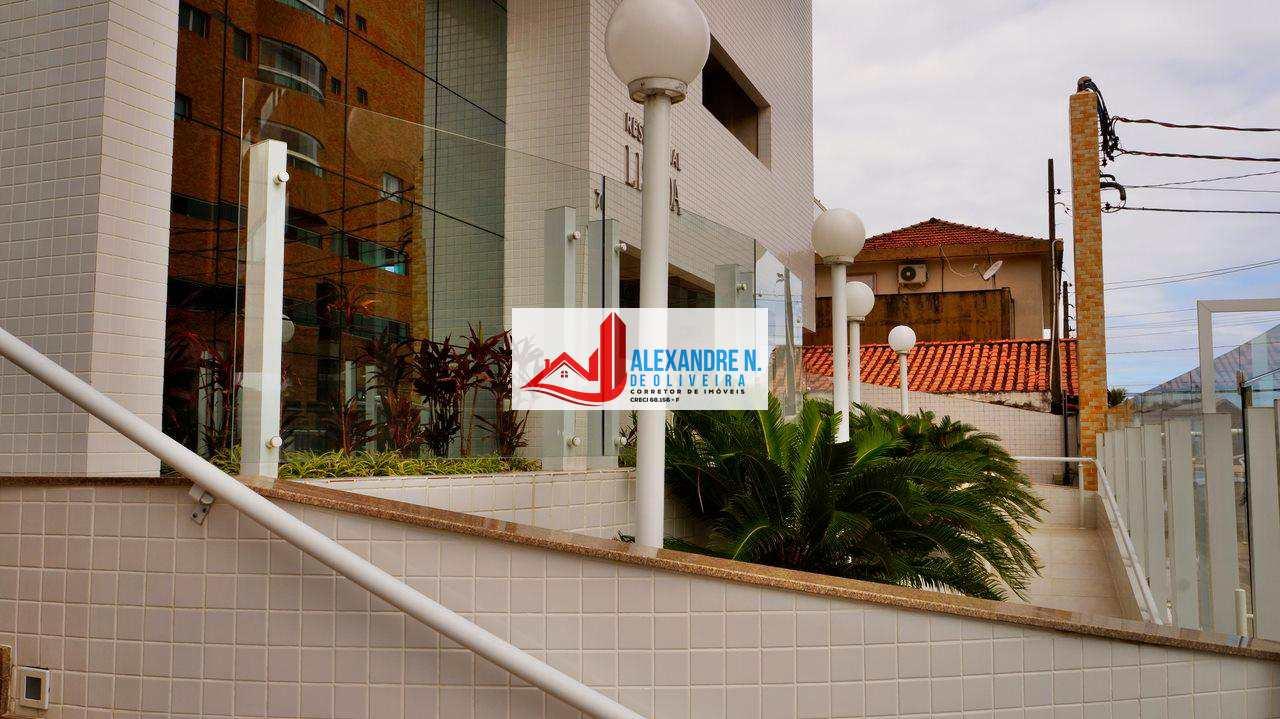 Cobertura 3 dorms, Ocian, Praia Grande - R$ 650 mil, COB00002