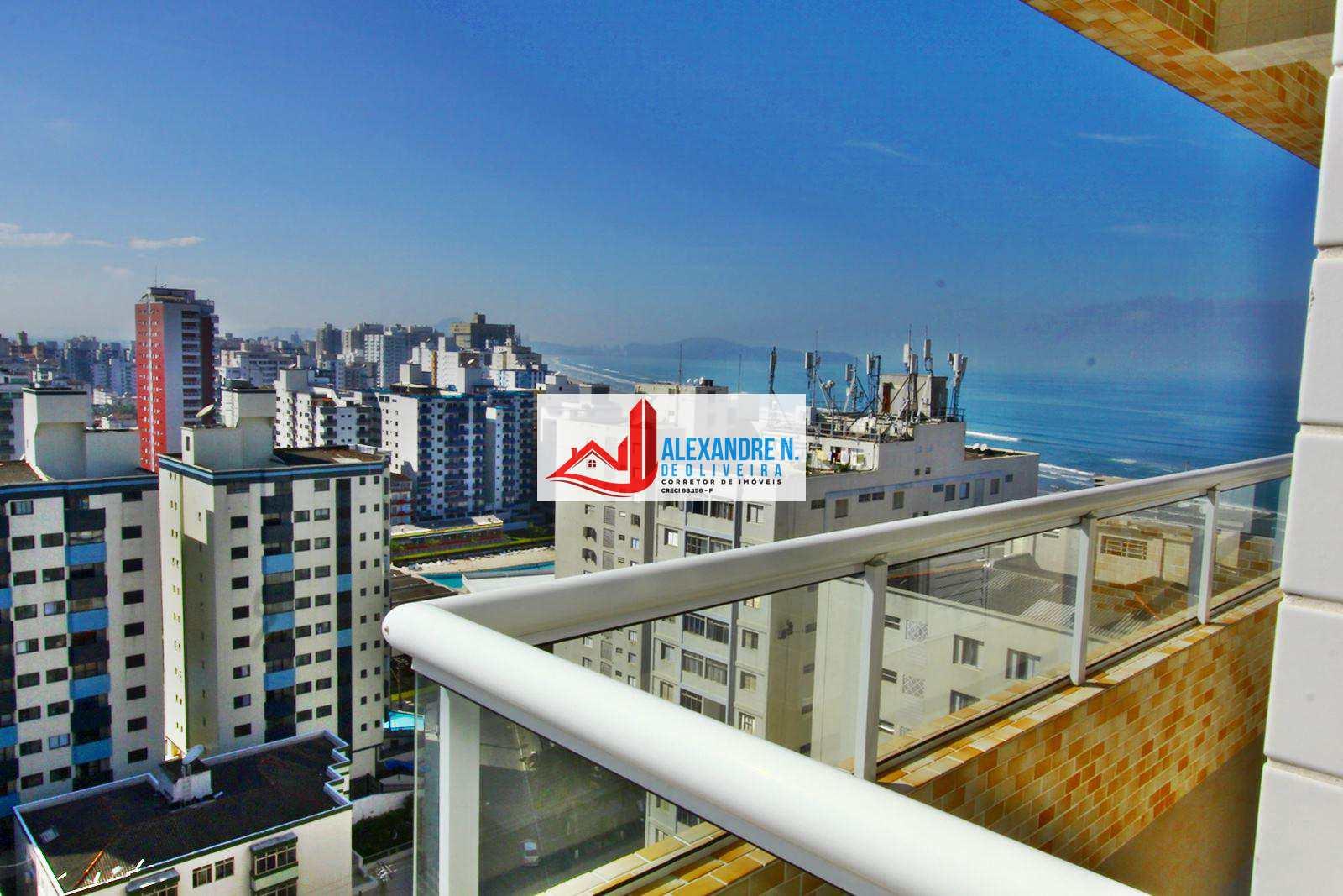 Cobertura, 3 dorms, Ocian, Praia Grande, R$ 800 mil, COB00002