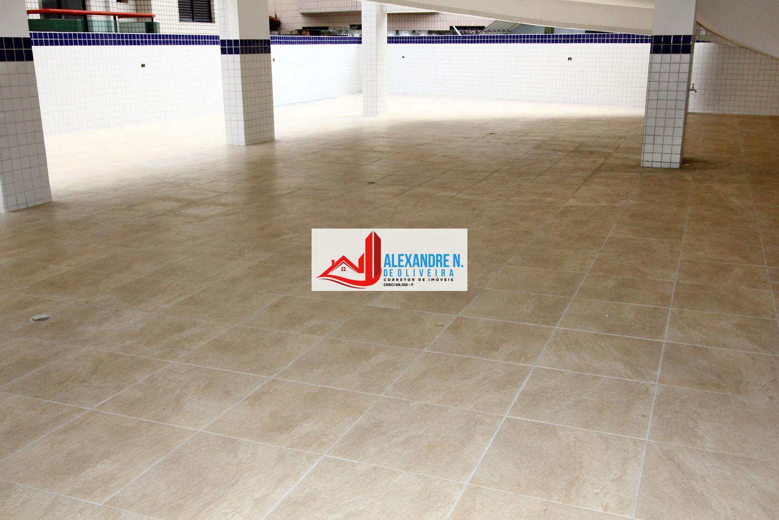 Apartamento 2 dorms, Caiçara, Praia Grande, R$ 356 mil, AP00442