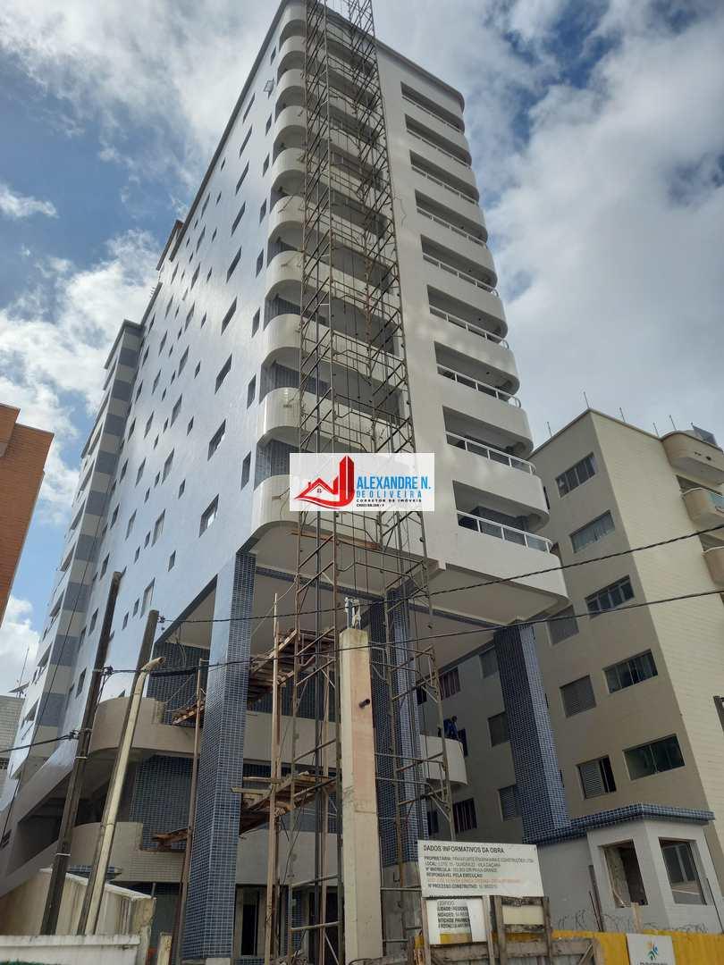 Apto 1 dorm, Caiçara, Praia Grande, Entr. R$ 23 mil, AP00531