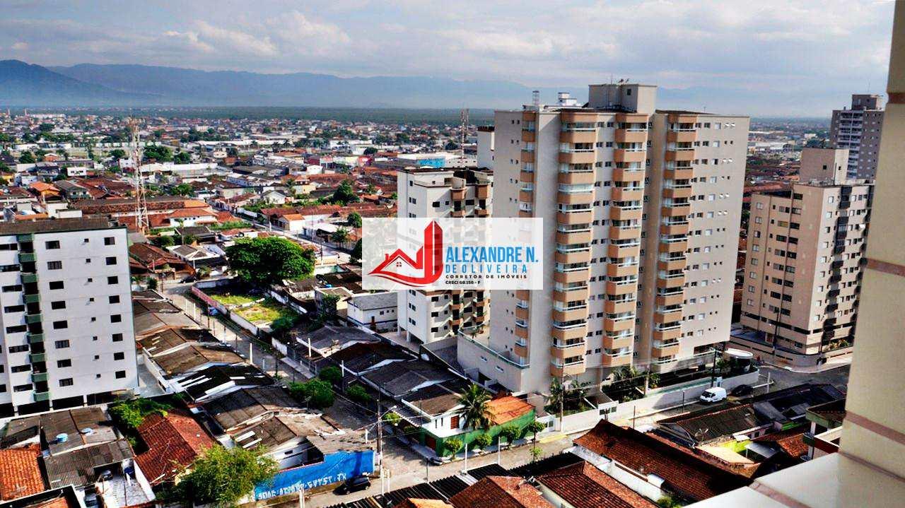 Apartamento 3 dorms, Aviação, Praia Grande, R$ 519 mil, AP00183