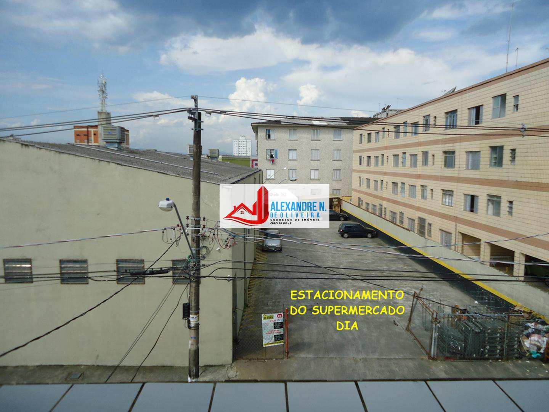 Apartamento 2 dorms, Ocian, Praia Grande - R$ 190 mil, AP00423