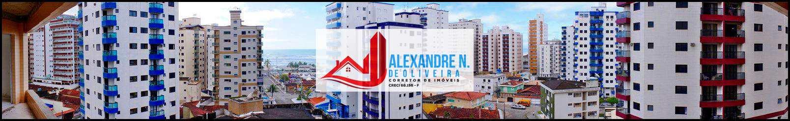 Apartamento com 3 dorms, Ocian, Praia Grande - R$ 545 mil, Cod: AP00542