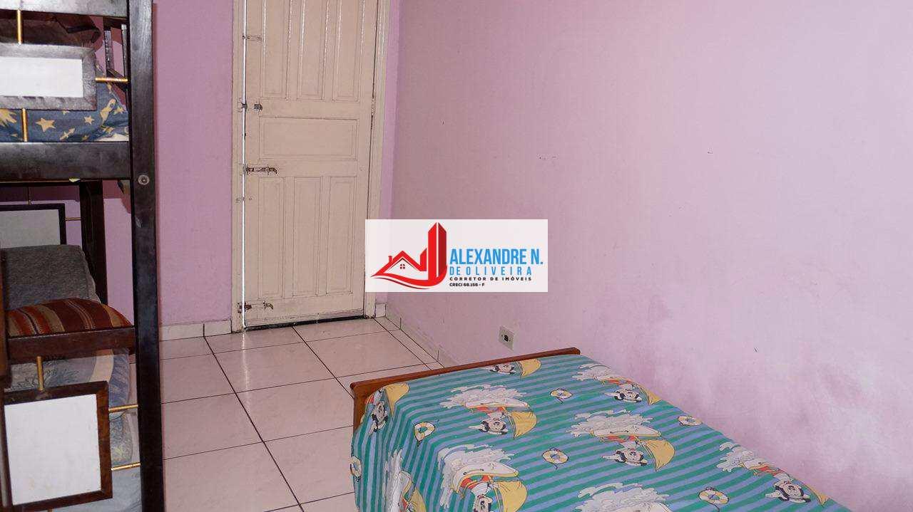 Apartamento 3 dorms, Tupi, Praia Grande - R$ 255 mil, AP00543